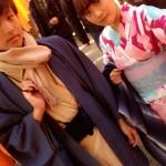 インドネシアからの団体様!春の京都を着物レンタルで満喫♪2016年3月28日36