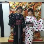 大盛況!着物レンタル三連休最終日!知恩院で桜が!2016年3月21日24