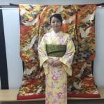 大盛況!着物レンタル三連休最終日!知恩院で桜が!2016年3月21日4