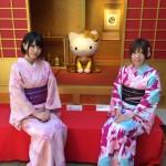 大盛況!着物レンタル三連休最終日!知恩院で桜が!2016年3月21日21