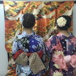 大盛況!着物レンタル三連休最終日!知恩院で桜が!2016年3月21日27