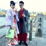 大盛況!着物レンタル三連休最終日!知恩院で桜が!2016年3月21日29