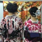 春の京都!みんなで着物レンタル!2016年3月24日10