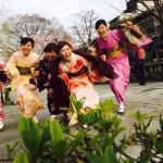 春の京都!みんなで着物レンタル!2016年3月24日26