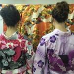 京都祇園白川の桜と着物レンタル2016年3月26日4