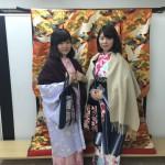京都祇園白川の桜と着物レンタル2016年3月26日10