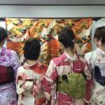 インドネシアからの団体様!春の京都を着物レンタルで満喫♪2016年3月28日9