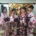 もうすぐ春休み終了!その前に京都で着物レンタル♪2016年3月29日11
