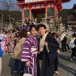 京都の桜満開までもうすぐ!着物レンタル古都8