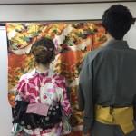 各地で桜の開花宣言!京都レンタルきもの古都2016年3月31日6