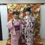 各地で桜の開花宣言!京都レンタルきもの古都2016年3月31日21