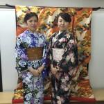 各地で桜の開花宣言!京都レンタルきもの古都2016年3月31日11
