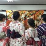 各地で桜の開花宣言!京都レンタルきもの古都2016年3月31日17