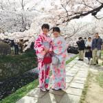 京都御所 春季一般公開を着物レンタルで満喫!2016年4月6日20