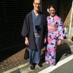 海外から京都で着物レンタル!グローバルな一日!2016年4月11日12