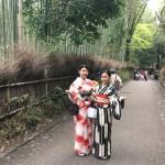 残りの春休みを着物レンタルで京都を満喫♪2016年4月4日15