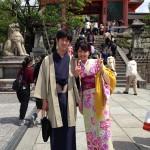 GWは京都で着物レンタル♪2016年4月29日17