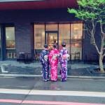 大阪からの高校生1クラス全員で着物レンタル♪2016年4月28日11