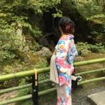 残りの春休みを着物レンタルで京都を満喫♪2016年4月4日12