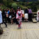 日帰りで春の京都を着物レンタルで散策!2016年4月10日11