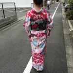 日帰りで春の京都を着物レンタルで散策!2016年4月10日10