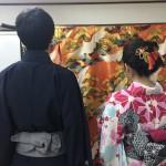着物レンタルで桜満開の京都を散策!2016年4月2日13