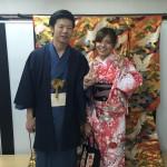 着物レンタルで桜満開の京都を散策!2016年4月2日21