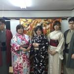 着物レンタルで桜満開の京都を散策!2016年4月2日23