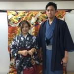 京都の桜満開!着物レンタルでお花見♪2016年4月3日1