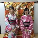 京都の桜満開!着物レンタルでお花見♪2016年4月3日15