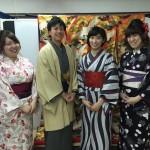 京都の桜満開!着物レンタルでお花見♪2016年4月3日6