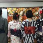 京都の桜満開!着物レンタルでお花見♪2016年4月3日9