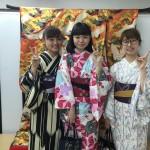 京都の桜満開!着物レンタルでお花見♪2016年4月3日12