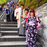 京都の桜満開!着物レンタルでお花見♪2016年4月3日23
