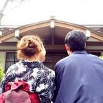 京都の桜満開!着物レンタルでお花見♪2016年4月3日27