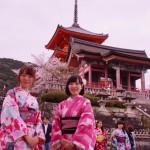 京都の桜満開!着物レンタルでお花見♪2016年4月3日31