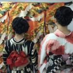 残りの春休みを着物レンタルで京都を満喫♪2016年4月4日7