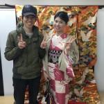 明後日から始業式!その前に着物レンタルで京都の桜を♪2016年4月5日8