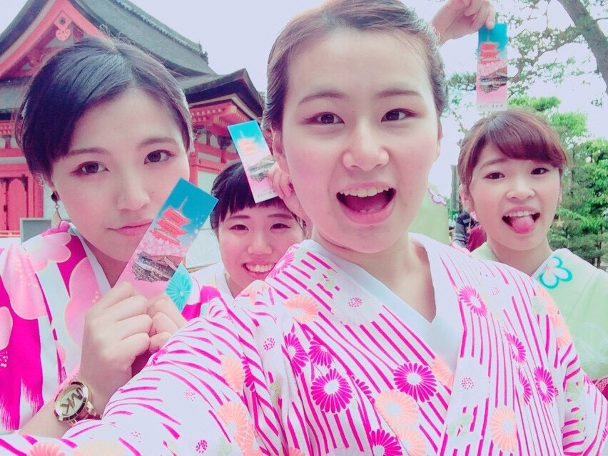 GWは京都で着物レンタル♪2016年4月29日26