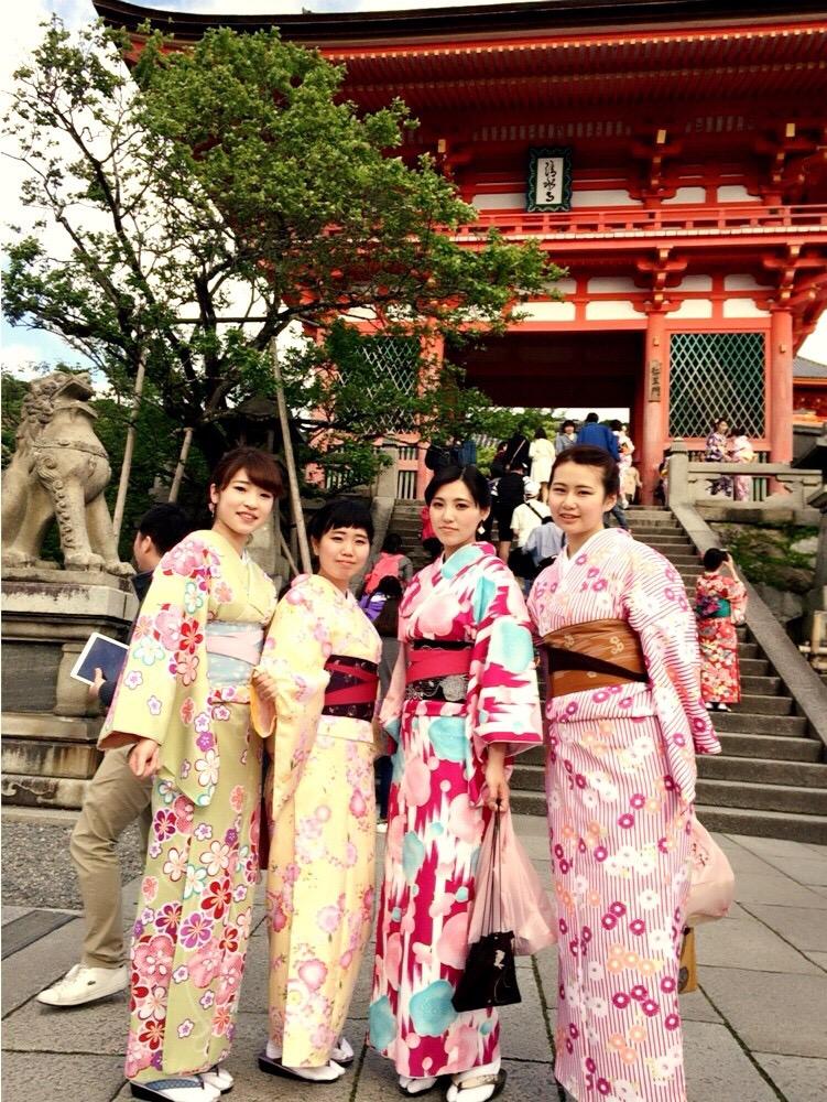 GWは京都で着物レンタル♪2016年4月29日27