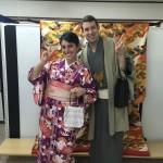海外から京都で着物レンタル!グローバルな一日!2016年4月11日2