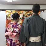 海外から京都で着物レンタル!グローバルな一日!2016年4月11日3