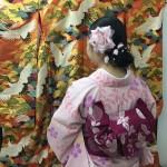 海外から京都で着物レンタル!グローバルな一日!2016年4月11日6