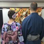 海外から京都で着物レンタル!グローバルな一日!2016年4月11日9