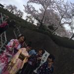 残りの春休みを着物レンタルで京都を満喫♪2016年4月4日17