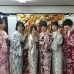 京都の着物レンタルで週末の団体女子旅行♪2016年4月23日8