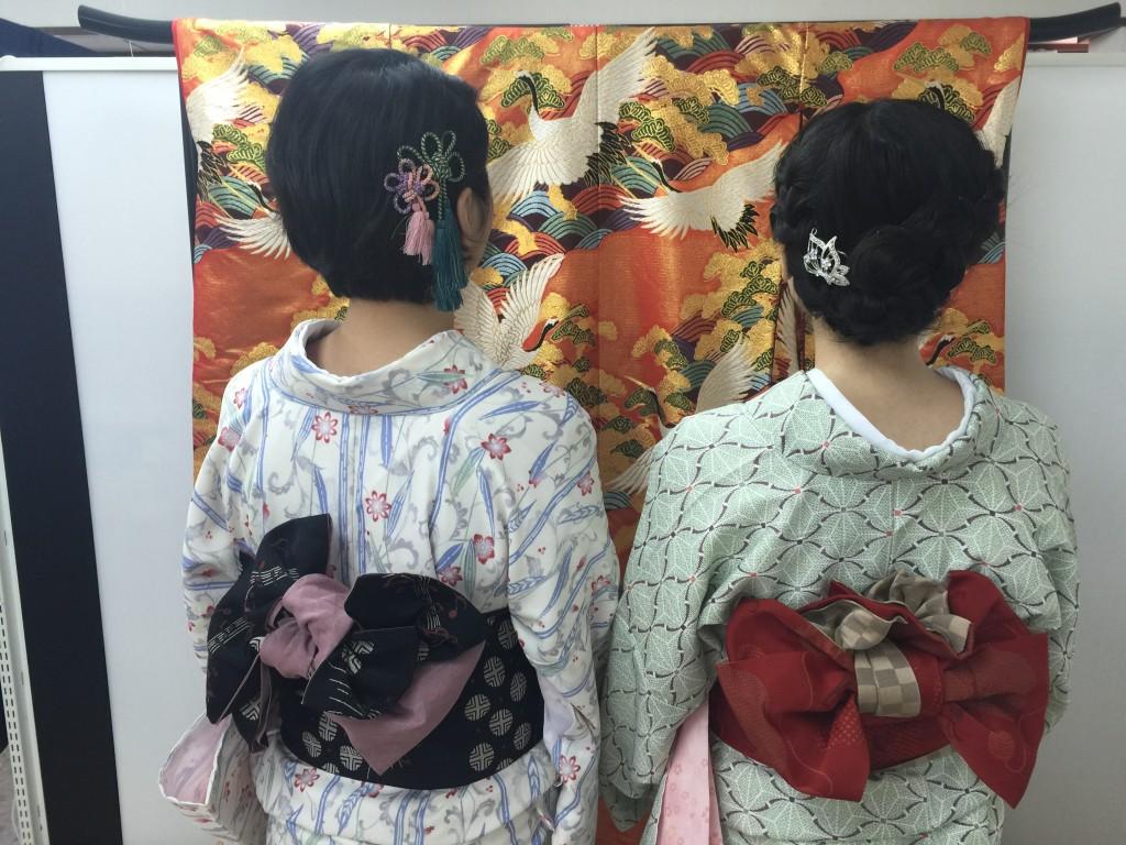 GW前の最後の週末に京都で着物レンタル!2016年4月24日3