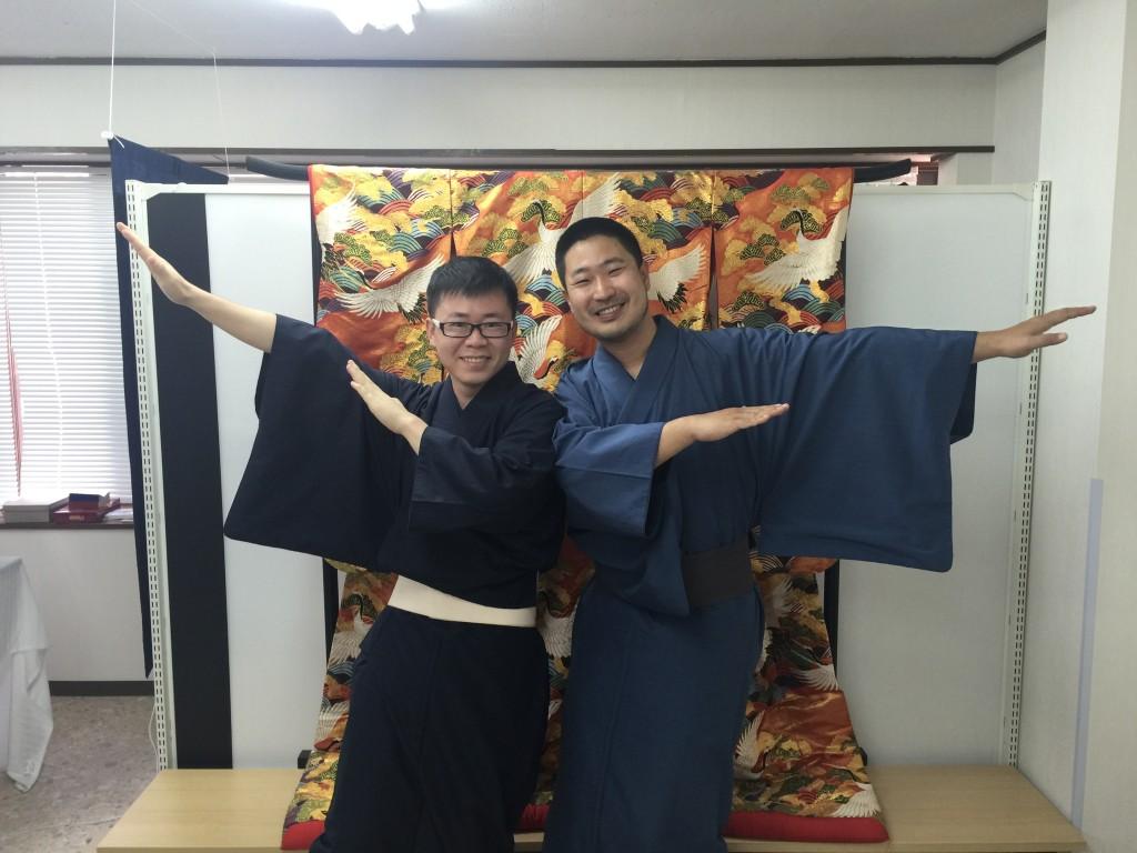 GW前の最後の週末に京都で着物レンタル!2016年4月24日5
