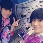 大阪からの高校生1クラス全員で着物レンタル♪2016年4月28日1