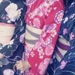 大阪からの高校生1クラス全員で着物レンタル♪2016年4月28日19
